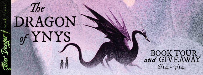 The Dragon of Ynys - Book Tour and Giveaway 6/14-7/14 - Silver Dagger Book Tours